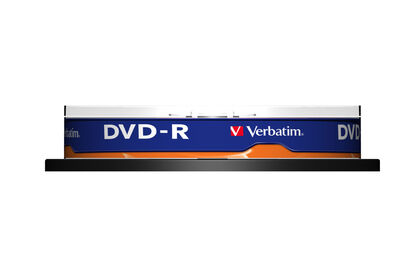 DVD-R GRAVABLE VERBATIM 10U