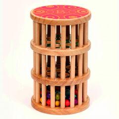 Sonaja B. Toys Rain Rush rueda sonidos