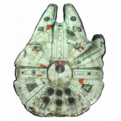Halcón Milenario Cojin Forma Star Wars