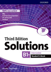 Oup s solutions int 3e/sb
