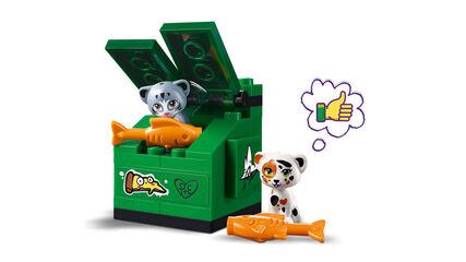 LEGO Friends Restaurante hearttlake (41379)