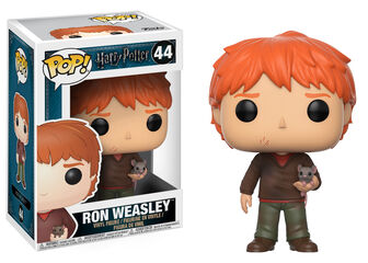 Funko POP! Harry Potter Ron I Scabbers