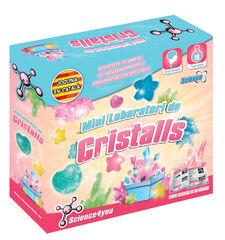 Mini Laboratorio de cristales
