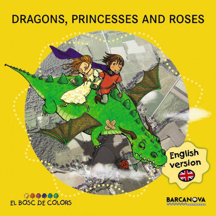 Dragons, Princesses and roses