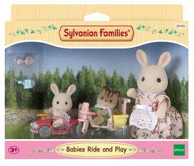 Sylvanian Families Mama beb y correpass