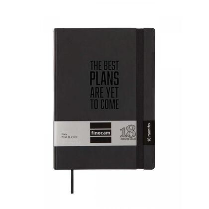 Agenda Finocam Mara 2020 - 2021 18 mesos Dia Vista Negre
