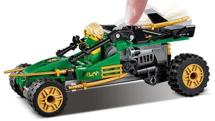 LEGO NINJAGO  Buggy de la Jungla (71700)