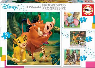 Puzzle Educa Disney