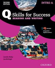 OUP Q Skills intro A R&W Oxford LG 9780194818094