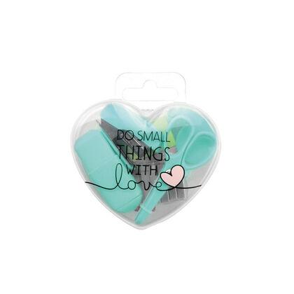 Mini Set de papelería Legami With Love