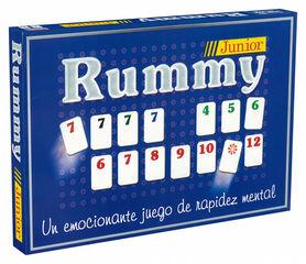 Juego de agilidad Falomir Rummy Junior