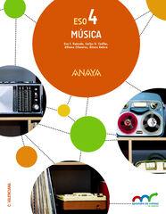 Música/16 ESO 4 Anaya Text 9788469812280