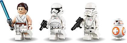LEGO Star Wars Trepidante persecución en Pasaana (75250)