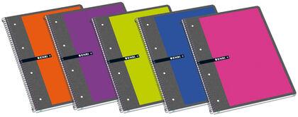 NOTE-BOOK TD A-4 ENRI 5x5   80H