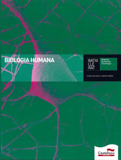 BIOLOGIA HUMANA +CD 1r BATXILLERAT Castellnou 9788498046427