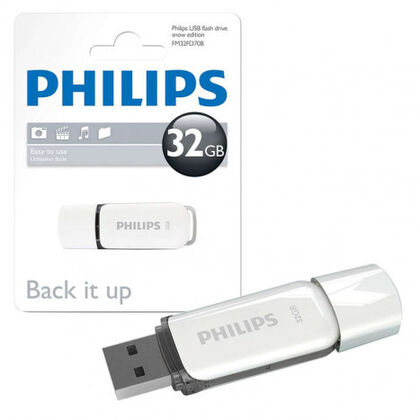Memoria USB Philips Snow 32 Gb
