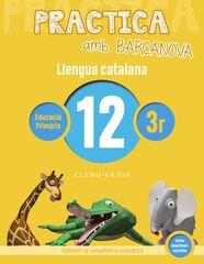 PRACTICA LLENGUA 12 Barcanova Quaderns 9788448945138