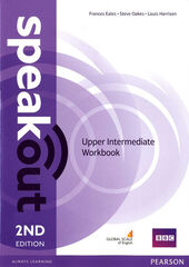 PEAR Speakout UPP 2E/WB Pearson 9781292114545