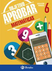 BRU E6 Objetivo Aprobar/Matemáticas Bruño Quaderns 9788469611883