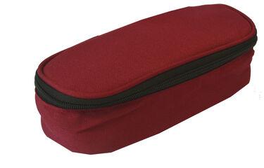 PortalápicesAbacusOval Rojo
