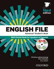 OUP English File ADV 3E/SB+WB