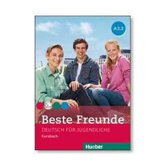 BESTE FREUNDE A2.2 KURSBUCH+XXL Hueber Text 9783195710527