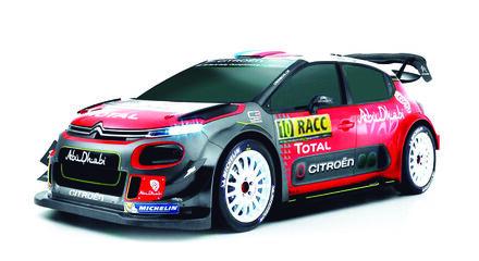 Radiocontrol Ninco Racers Citröen C3 WRC