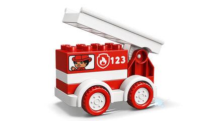 LEGO Duplo Creative Play Camión de Bomberos (10917)