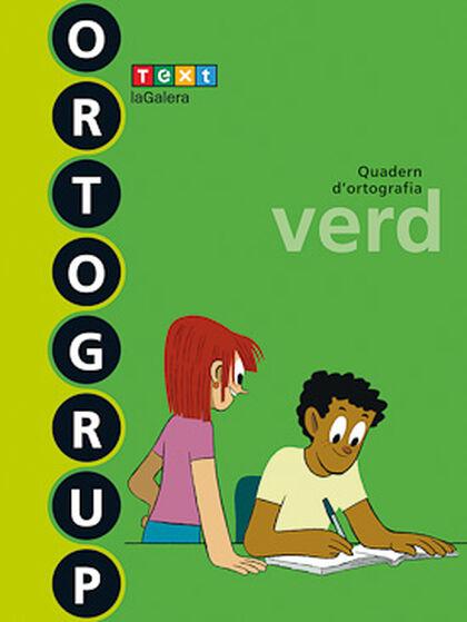 ORTOGRUP VERD 4t PRIMÀRIA Text 9788441222458