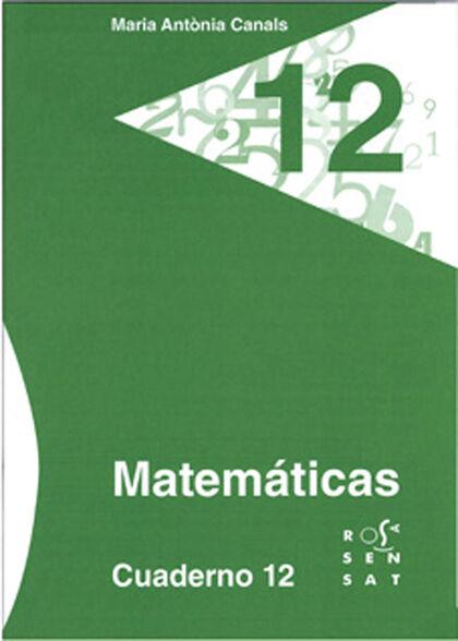 12DRS Cuaderno 12 Rosa Sensat 9788492748662