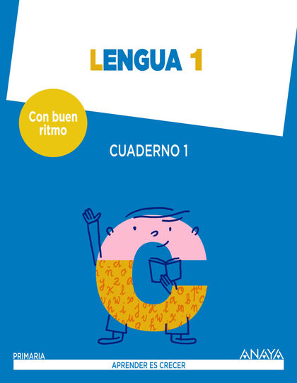 Castellano-cuad./Buen ritmo/14 PRIMÀRIA 1 Anaya Text 9788467817584