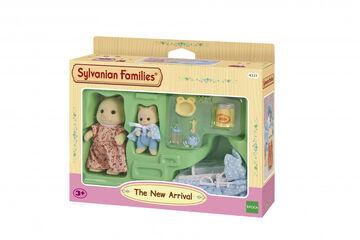 Ambientes Sylvanian Families Nuevo nato