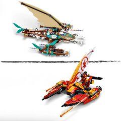 LEGO Ninjago Batalla Naval en Catamarán (71748)