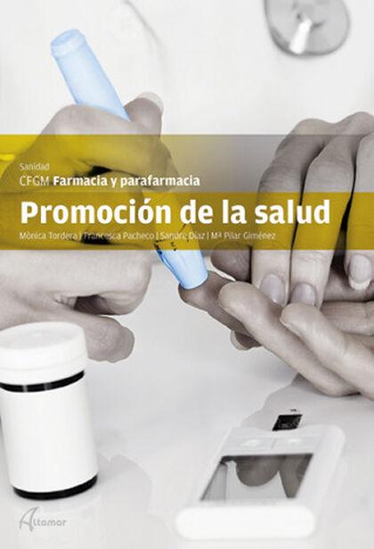 PROMOCIÓN SALUD CICLOS FORMATIVOS Altamar 9788415309697