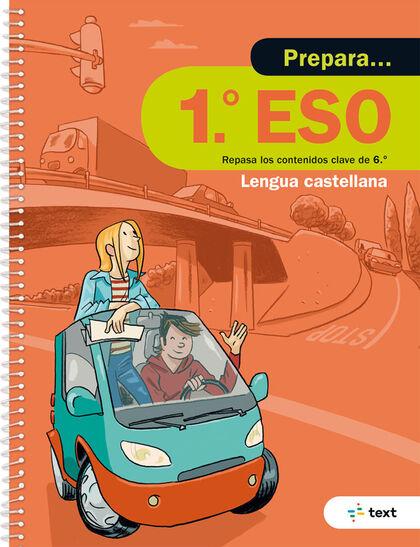 PREPARA 1ESO CASTELLÀ 6e PRIMÀRIA Text 9788441230392