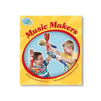 TA L3 MUSIC MAKERS Macmillan 9781420240054