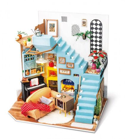 Maqueta Rolife Joy´s Peninsula Living Room