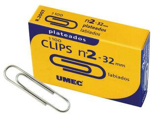 CLIPS Nº4 UMEC  CAJA 80