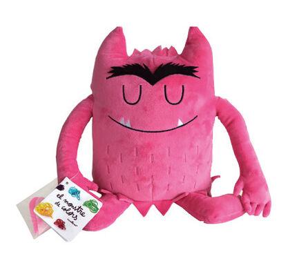 Monstre de colors rosa
