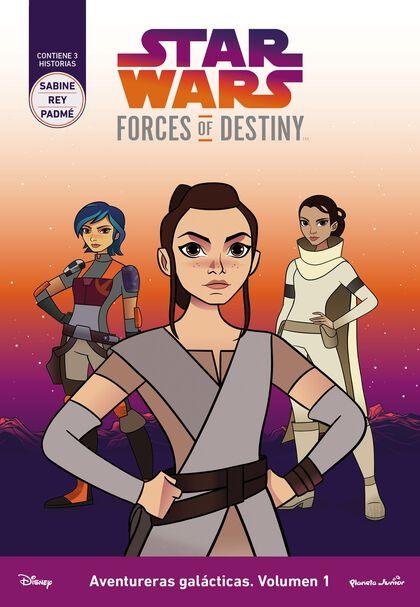 Star Wars. Forces of Destiny. Aventurera