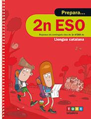 PREPARA 2ESO LLENGUA I LITERATURA 1r ESO Text 9788441230361