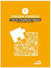 COMPETÈNCIES BÀSIQUES LLENGUA 1r PRIMÀRIA Castellnou 9788498049510