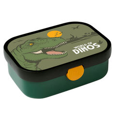 Fiambrera Mepal Lunch Box Campus Dino
