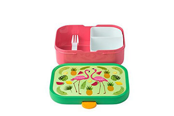 Fiambrera Mepal Lunch Box Campus Flamingo