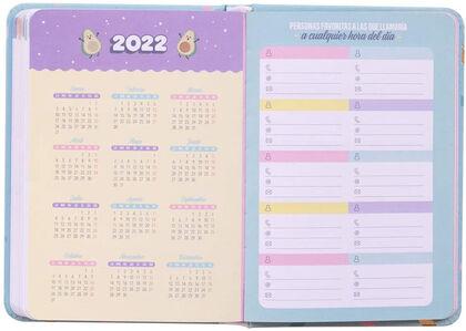 Agenda Mr.Wonderful Classic 2021 Mi Año Castellano Día
