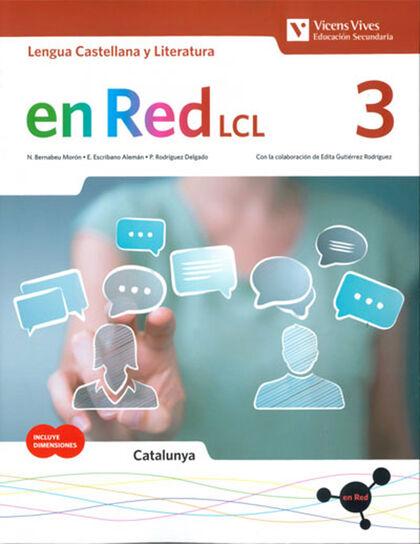 Castellà/En red/LCL ESO 3 Vicens Vives 9788468273075