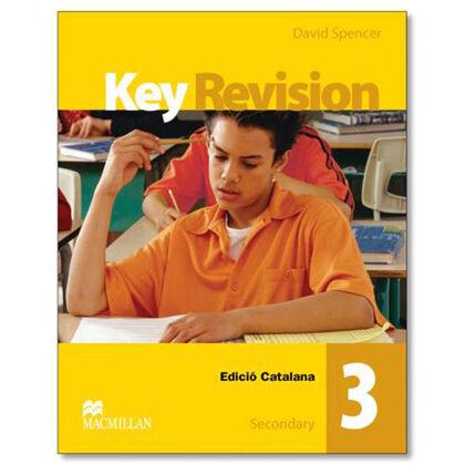 KEY REVISION CATALAN 3ER ESO Macmillan 9780230024021