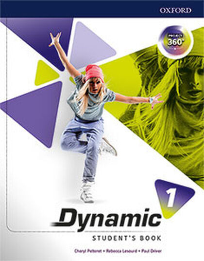 DYNAMIC 1 SB Oxford 9780194166805