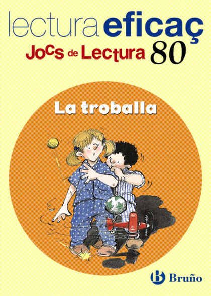 TROBALLA PRIMÀRIA JOC DE LECTURA Bruño Text 9788421677315