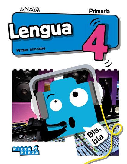 Lengua/19 PRIMÀRIA 4 Anaya Text 9788469850169